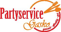 Partyservice Gasko Logo