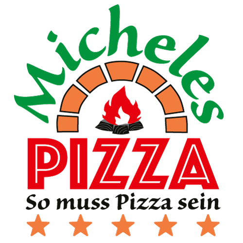 Micheles Pizza Logo