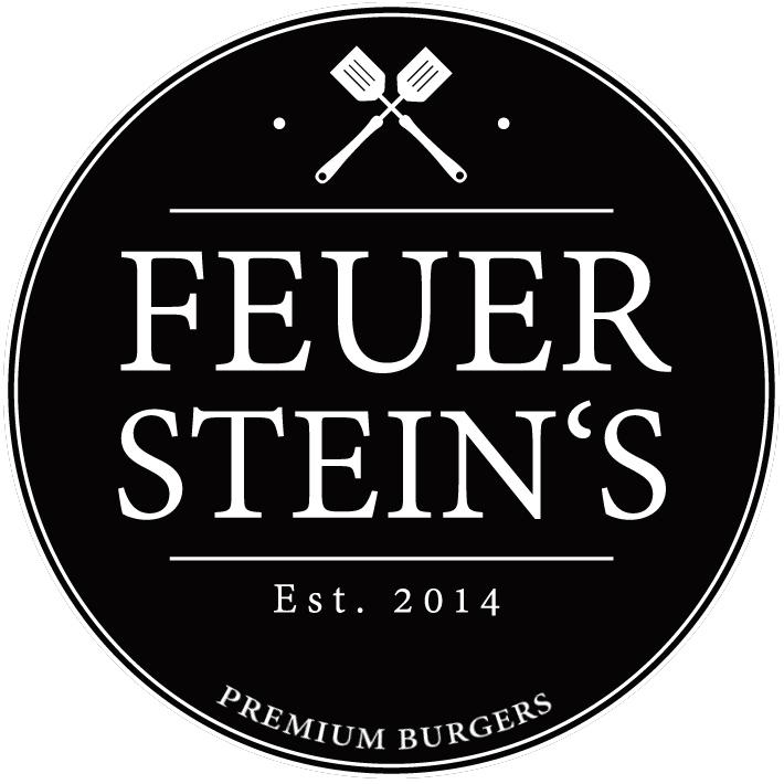 Feuersteins Burger Logo
