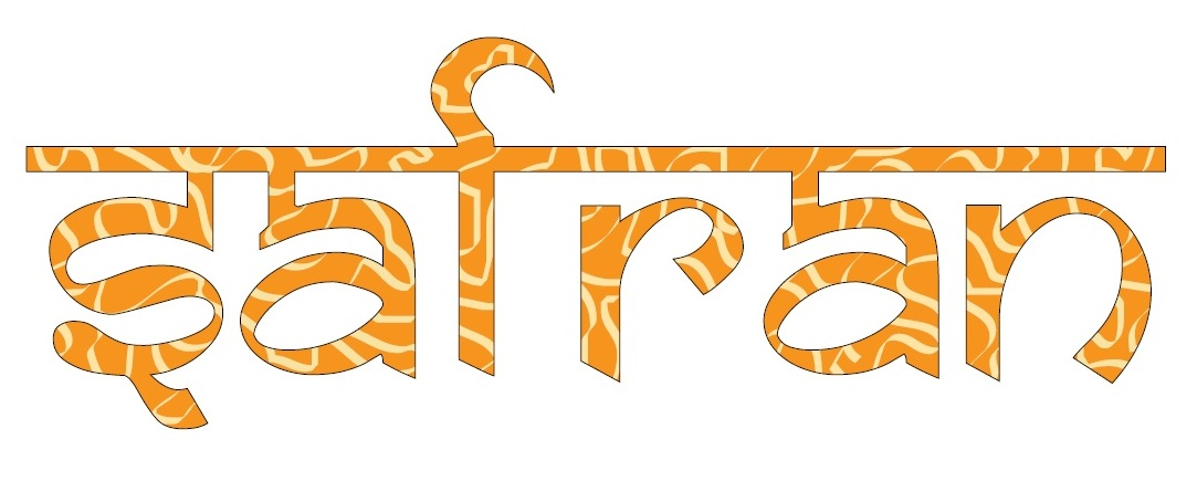 Safran Indian Garden Logo