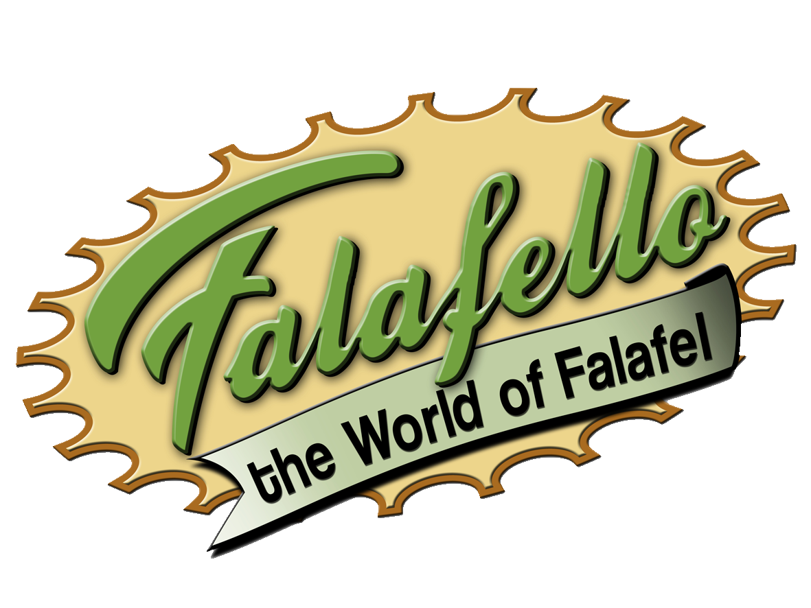 Falafello the World of Falafel Logo