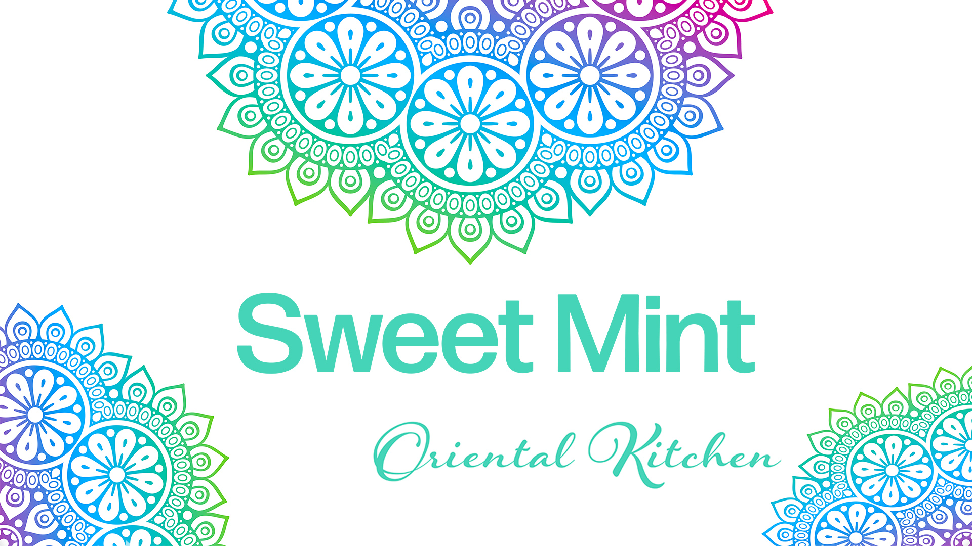 Sweet Mint - Oriental Kitchen Logo