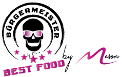 Burgermeister by Mason Logo