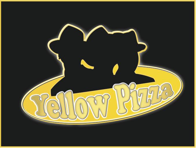 Pizza Ruccola I Yellow, ø 26cm