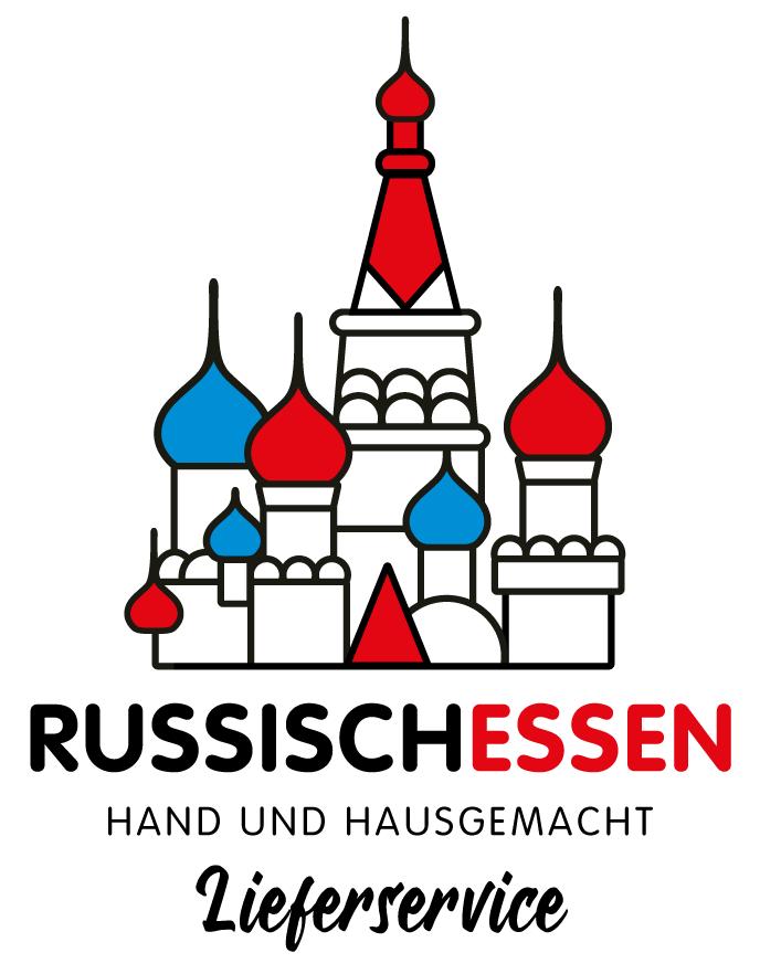 Russisch Essen Logo