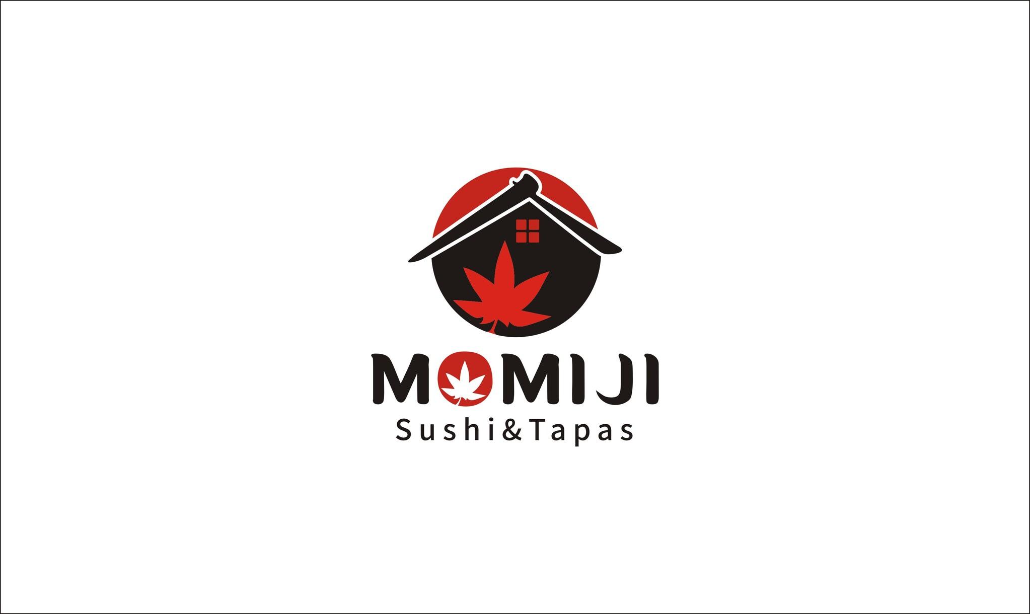 Momiji Sushi Logo