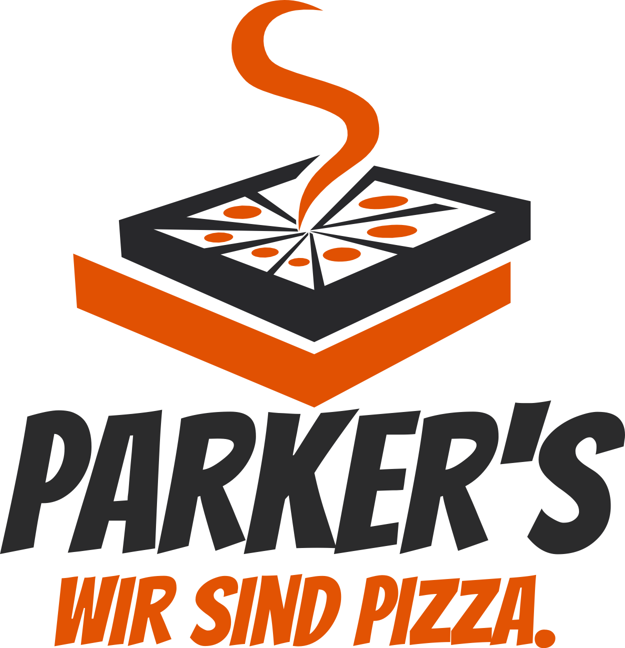 Parker´ s Pizza Logo