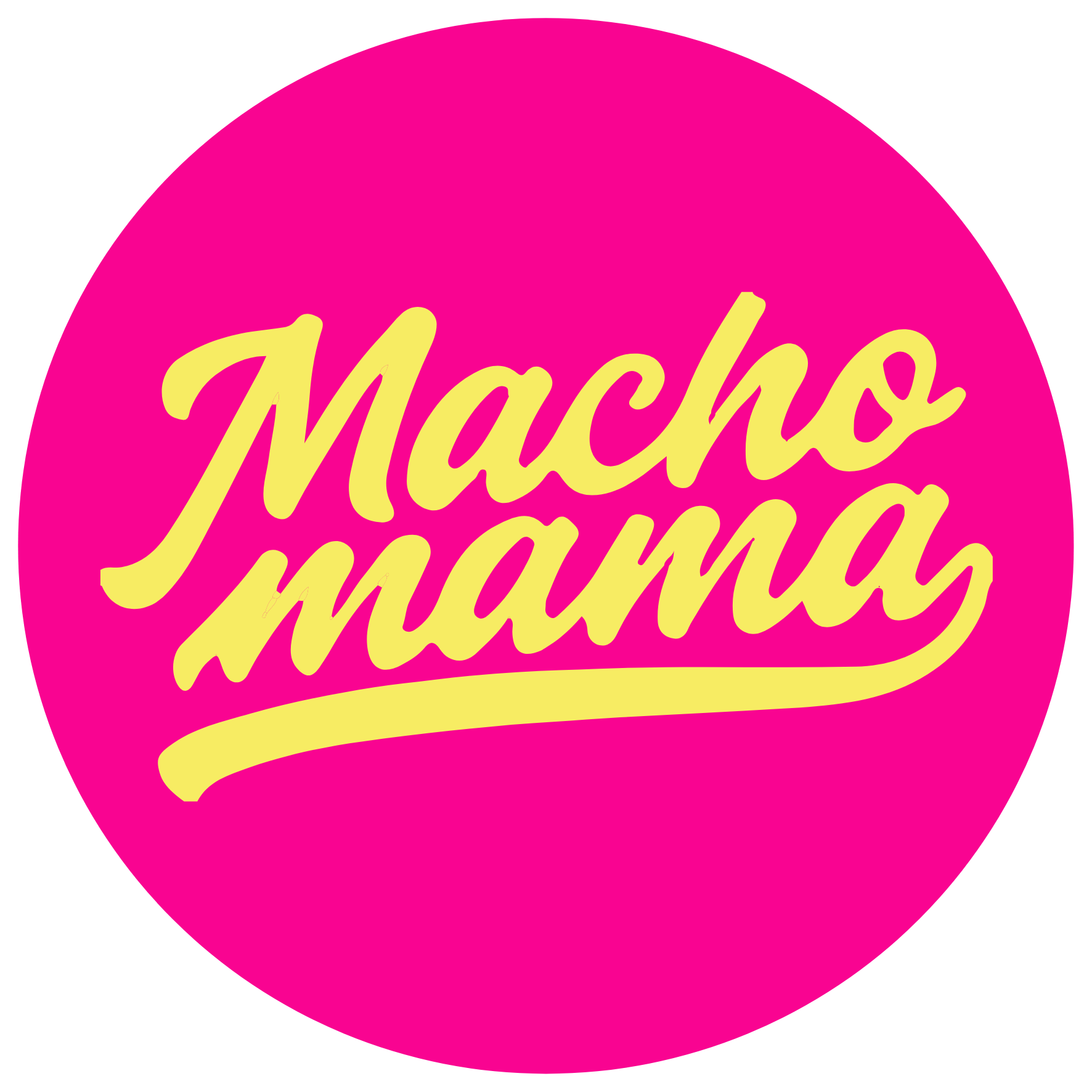 Macho Mama Logo
