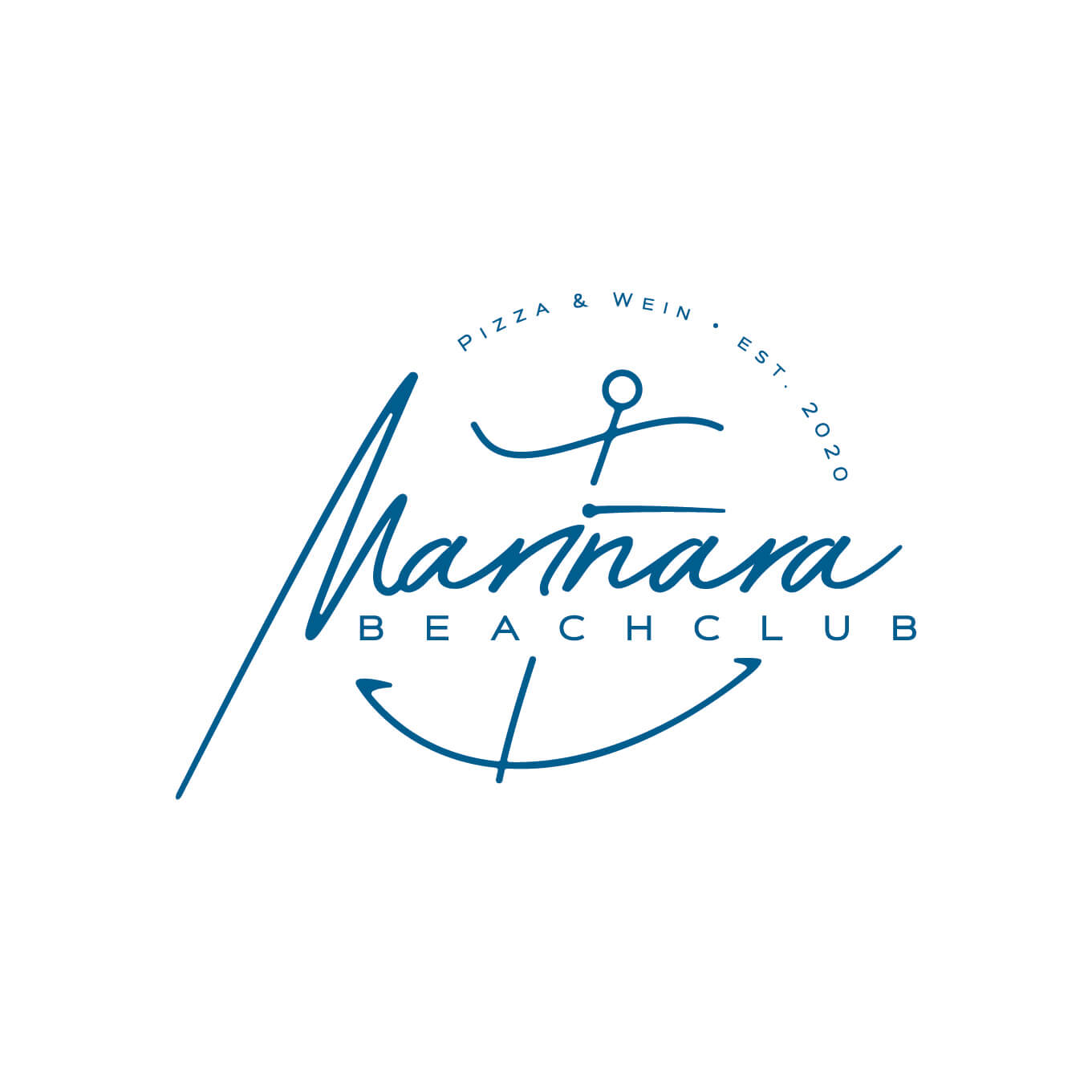 Marinara Delivery & Pick Up Logo