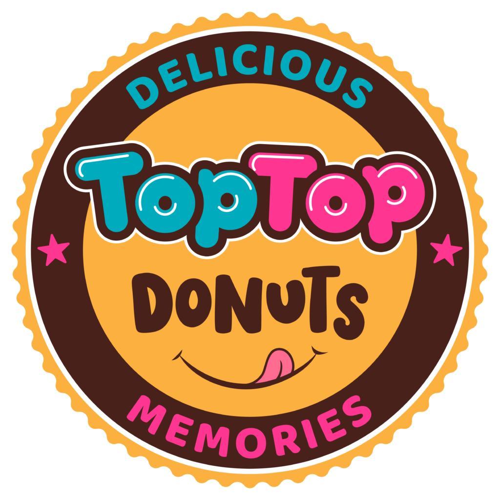 TopTop Donuts Schweiz ! Online-Bestellung & Lieferservice Logo