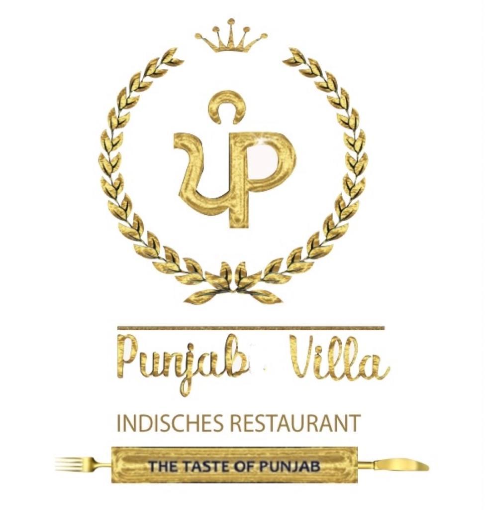 PUNJAB VILLA Logo