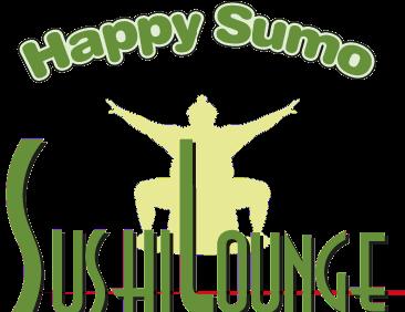 Happy Sumo Sushi Lounge Logo