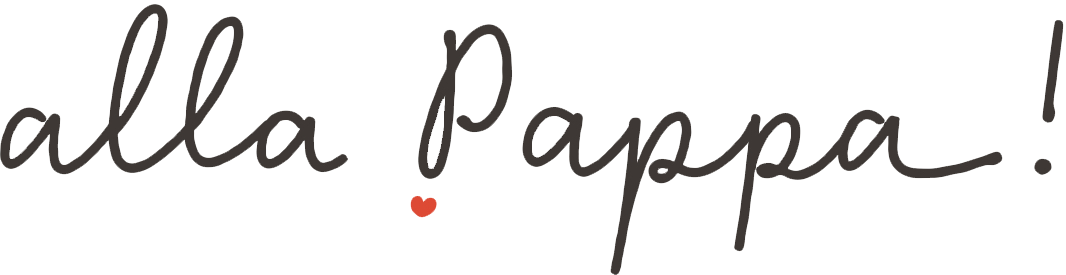 ALLA PAPA Logo