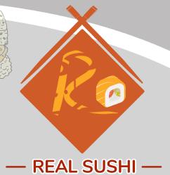 Real Sushi Logo