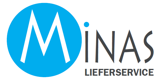 Minas Lieferservice Logo