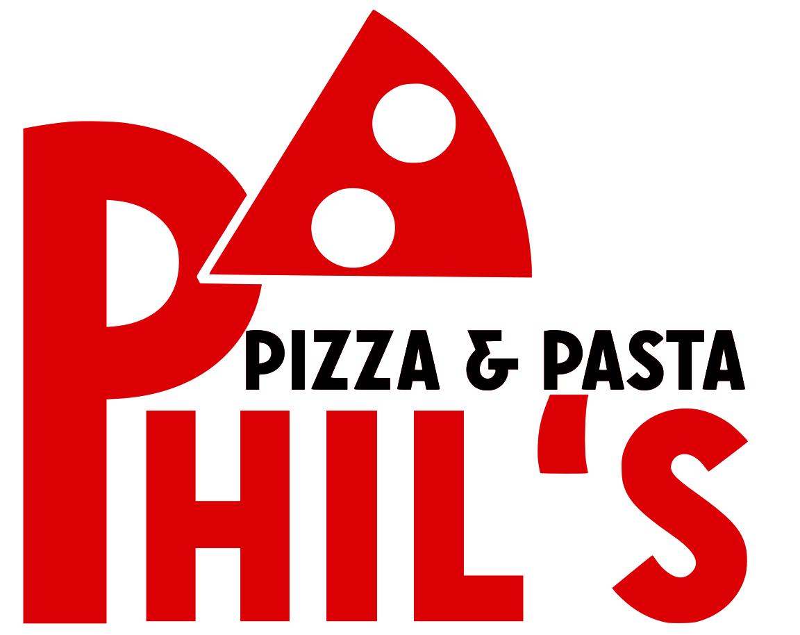 Phil´s Pizza und Pasta Logo